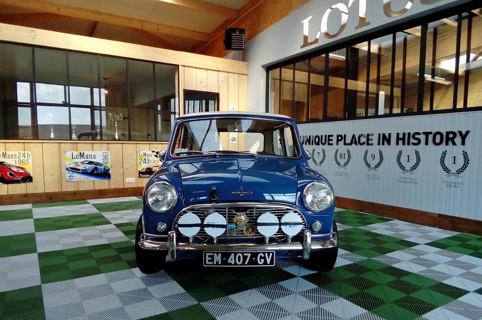 Mini Cooper S Mki Sport Classic Cars